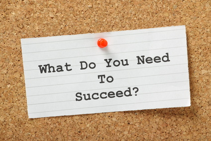 Community Resources - What Do You Need to Succeed?