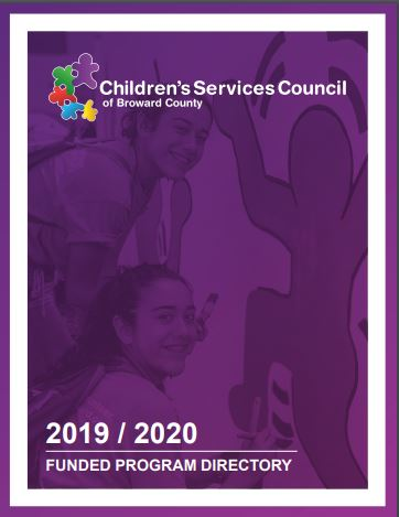 Children's Services Council of Broward County Funded Program Directory
